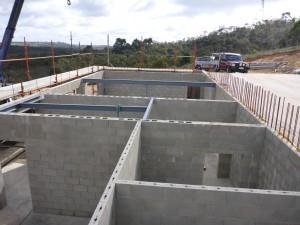 steel beams suspended slab structural steel