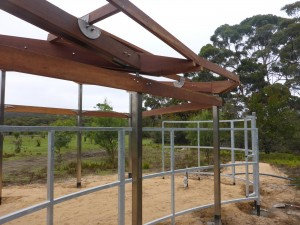structural design cantilever mace engineering